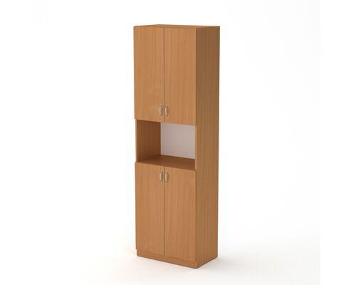 Шкаф офисный КШ-5 600*366*1950h мм - Фото №1