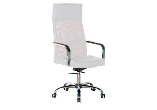 Кресло офисное Небраска белое - Фото №1
