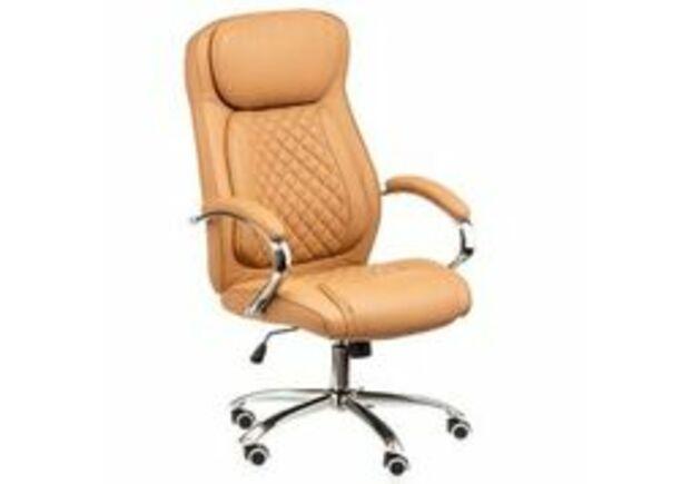 Кресло офисное Gracia cappuccino - Фото №1