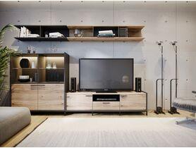 Создаем стильное пространство вместе с гостиной Урбан