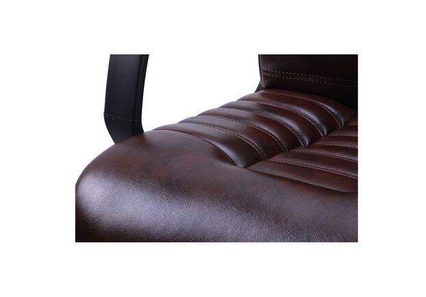 Кресло Атлетик Tilt Мадрас дарк Браун - Фото №2