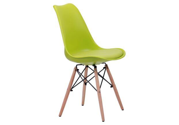 Стул Aster Wood Пластик светло-зеленый - Фото №2