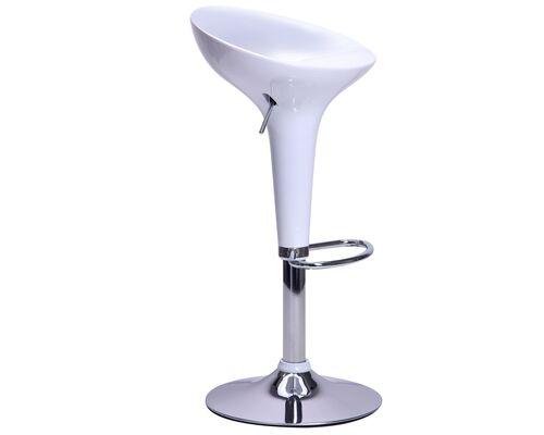 Барный стул Lily белый - Фото №1