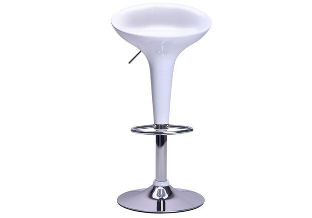 Барный стул Lily белый - Фото №2