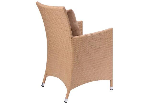 Комплект мебели Samana-4 из ротанга Elit Sand - Фото №2