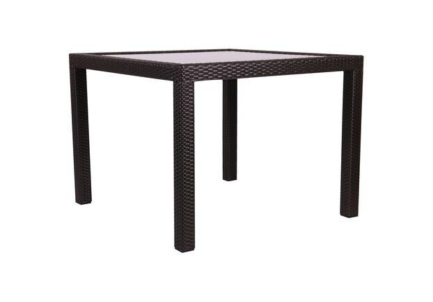 Комплект мебели Samana-4 из ротанга Elit Brown - Фото №2