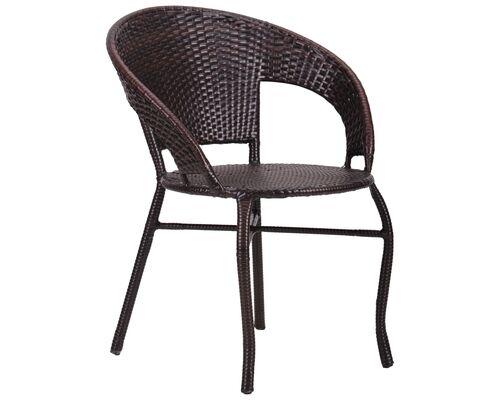 Кресло Catalina ротанг коричневый - Фото №1