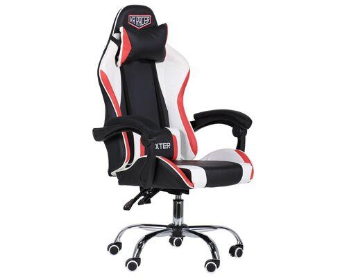 Кресло VR Racer Dexter Arcee черный/красный - Фото №1