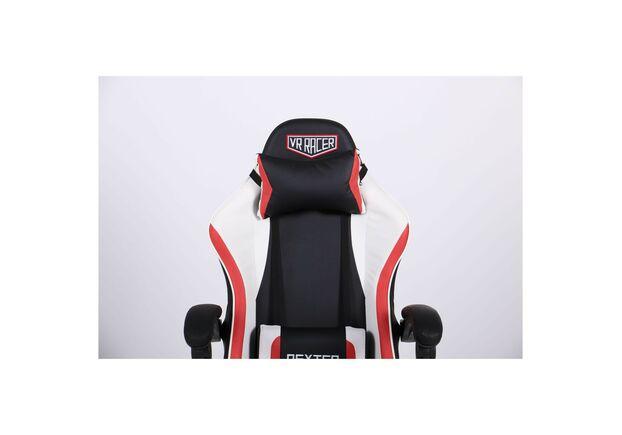 Кресло VR Racer Dexter Arcee черный/красный - Фото №2