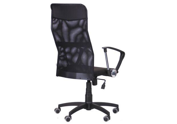 Кресло Ultra сиденье А-1/спинка Сетка черная, вставка Скаден черный - Фото №2