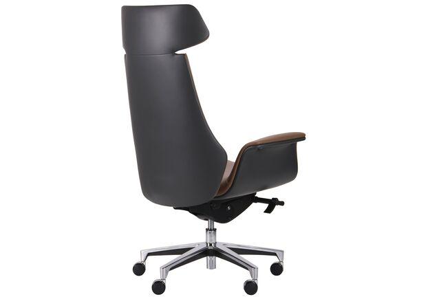 Кресло Bernard HB Brown/Dark Grey - Фото №2