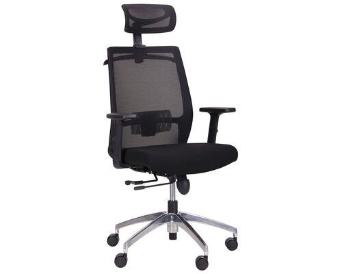 Кресло Install Black Alum Black/Black - Фото №1
