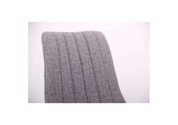 Стул обеденный Indiana черный/меланж серый - Фото №2
