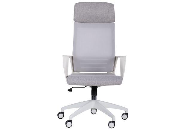 Кресло Twist white светло-серый   - Фото №2