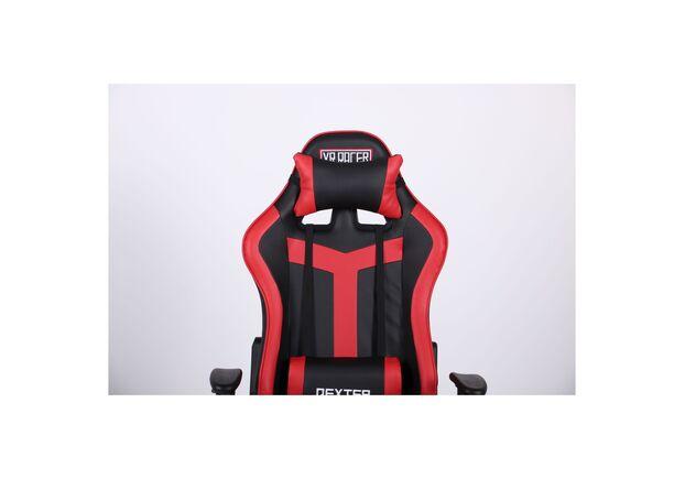 Кресло VR Racer Dexter Grindor черный/красный - Фото №2