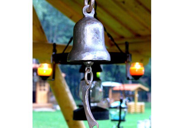 Качеля-беседка CRUZO (ks0005) скандинавская сосна - Фото №2