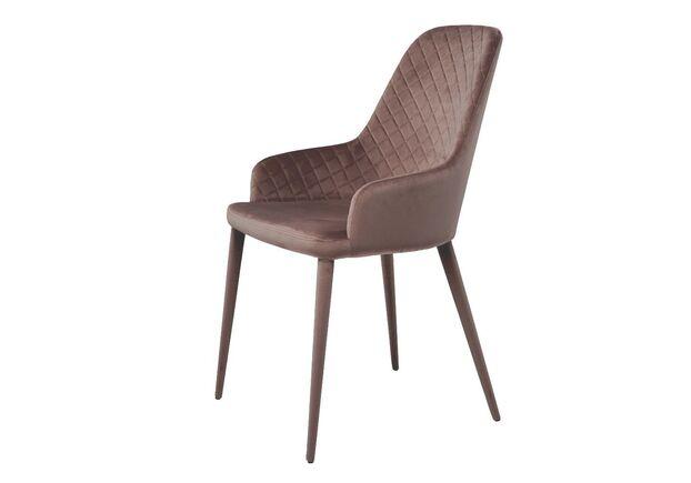 Обеденный стул ELIZABETH шоколад - Фото №1