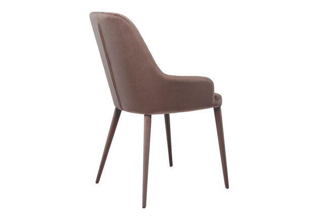 Обеденный стул ELIZABETH шоколад - Фото №2