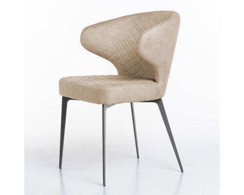 Обеднный стул KEEN бежевый - Фото №1