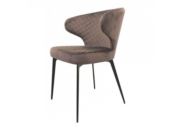 Обеднный стул KEEN стил шоколад - Фото №1