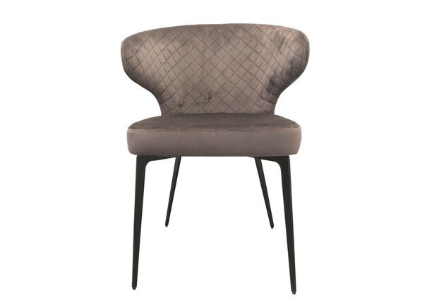 Обеднный стул KEEN стил шоколад - Фото №2