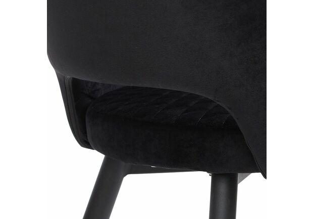 Кресло обеденное JOY Джой черный - Фото №2