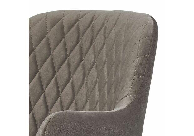 Кресло обеденное JOY Джой теплый серый - Фото №2