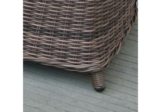 Комплект Марине из искусственного ротанга - Фото №2