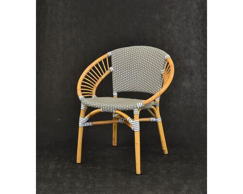Обеденное кресло Хотин натуральный ротанг - Фото №1