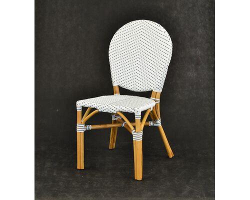 Обеденный стул Лион натуральный ротанг - Фото №1