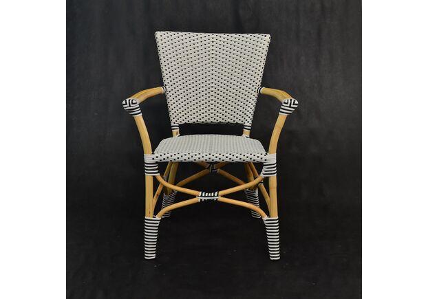 Обеденное кресло Марсель натуральный ротанг - Фото №2