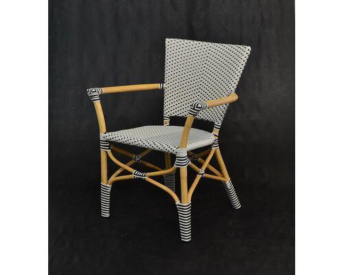 Обеденное кресло Марсель натуральный ротанг - Фото №1