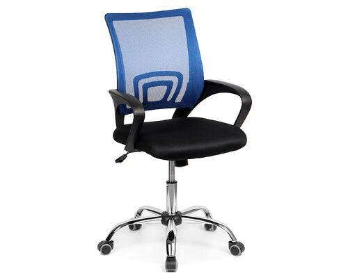 Кресло офисное Netway black/blue - Фото №1