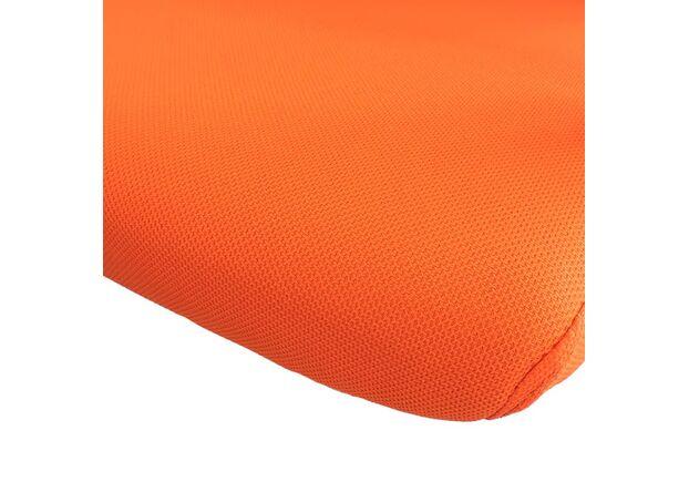Кресло офисное Hi Tech black/orange - Фото №2