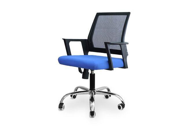 Кресло офисное Hi Tech black/bluе - Фото №1