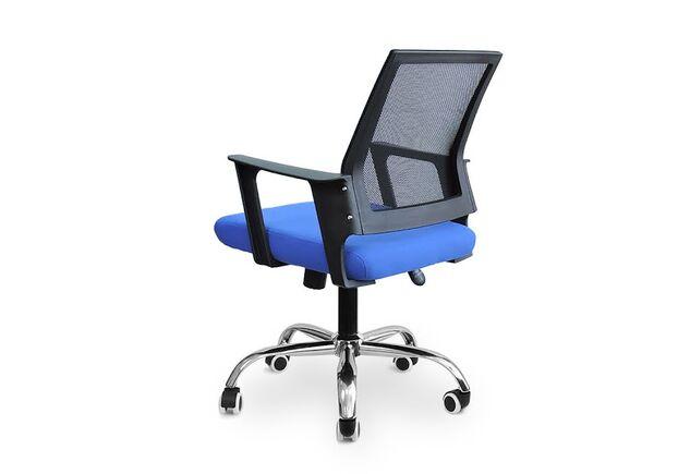 Кресло офисное Hi Tech black/bluе - Фото №2