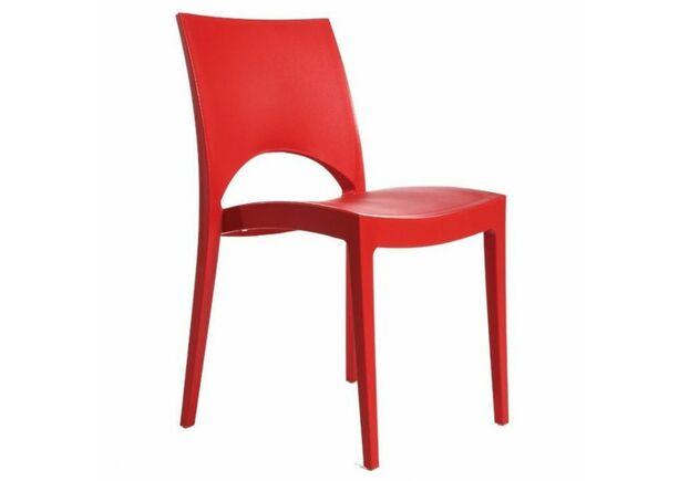 Пластиковый стул Paris rosso - Фото №2