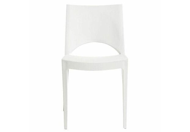 Пластиковый стул Paris bianco - Фото №1