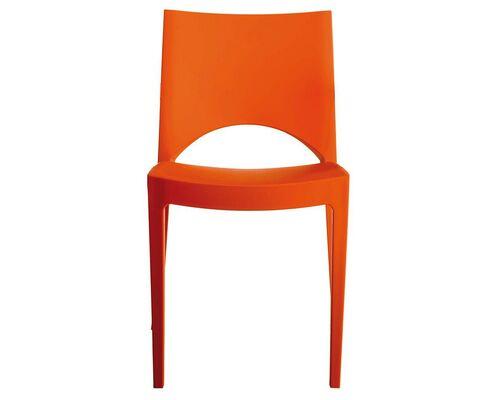 Пластиковый стул Paris arancio - Фото №1