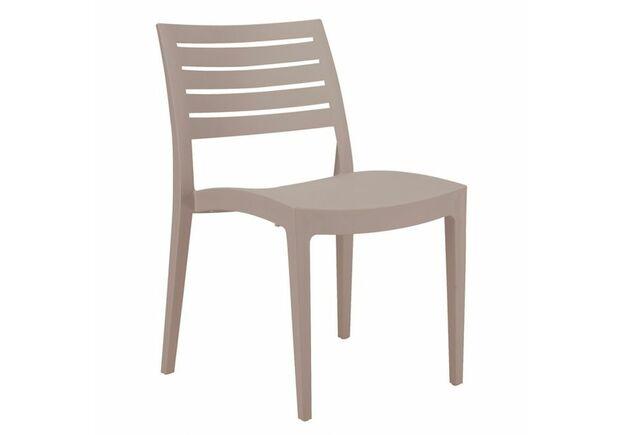 Кресло пластиковое FIRENZE jute - Фото №1