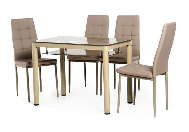 Обеденный стол Т-300-2 кофе мокко - Фото №1