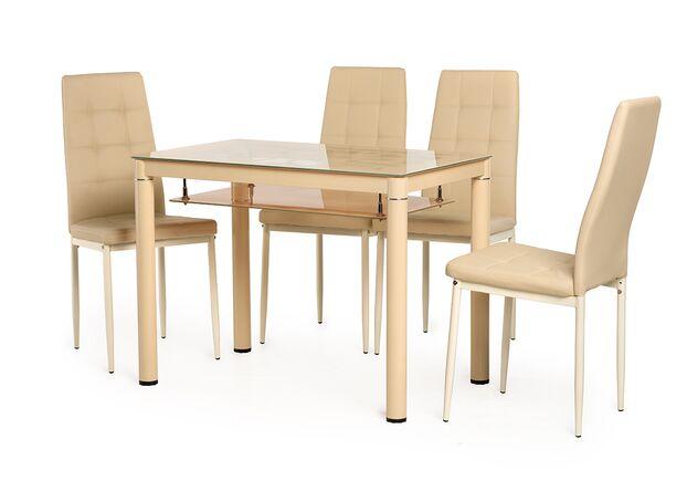 Обеденный стол Т-300-2 кремовый - Фото №1