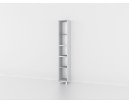 Стеллаж СТМ – 59 Серый уни - Фото №1