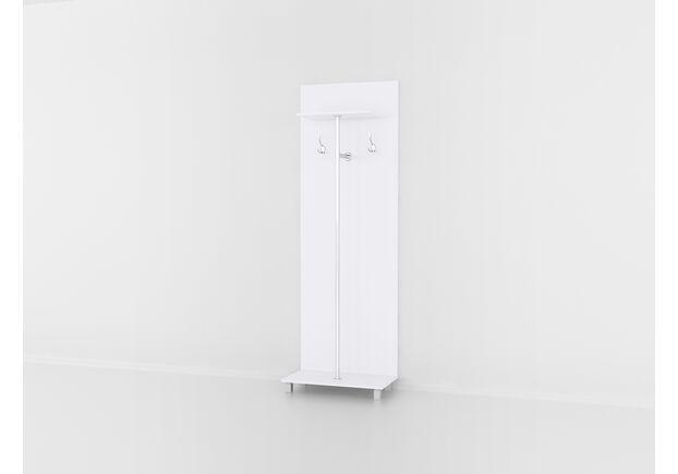 Вешалка В-136.1 Белый - Фото №1