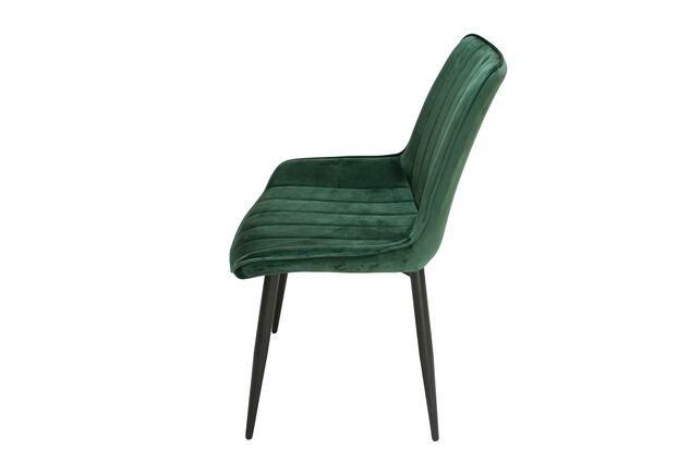 Стул ALVIS темно-зеленый - Фото №2