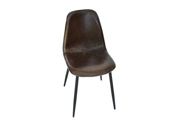 Стул Viano коричневый - Фото №2