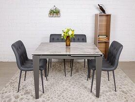 Керамический стол - то, что сделает вашу кухню особенной.