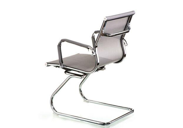 Кресло офисное Special4You  Solano office mesh grey - Фото №2