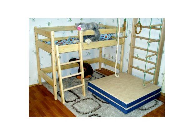 """Двухъярусная кровать-чердак """"Ирель"""" высота - 122см    - Фото №2"""