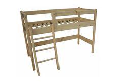 Ирель Двухъярусная кровать-чердак из сосны